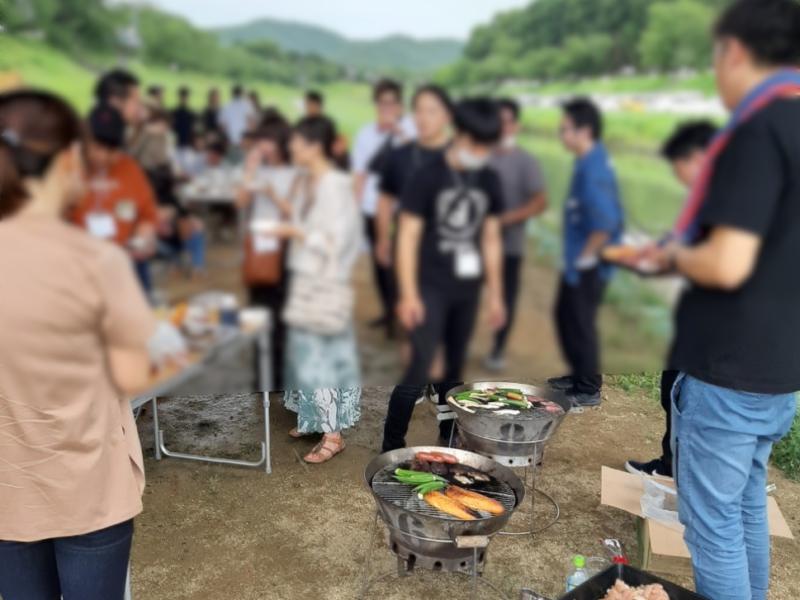 BBQ報告♪ 7月5日